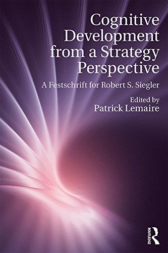Cognitive Development from a Strategy Perspective: A Festschrift for Robert Siegler (Psychology Press Festschrift Series) (English Edition)
