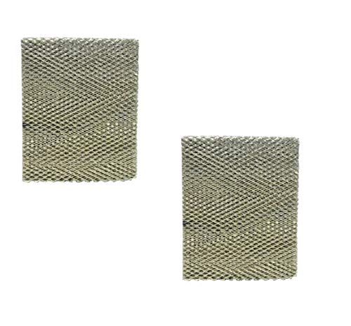 """RO6G Humidifier Water Pad Filters for Lennox WB2-17 WB2-17A RP3162 10""""x13""""x1-5/8"""" WB2-17, WB217, WB-217, WB2-18, WB218, WB-218, WB2-18A (2Pack)"""