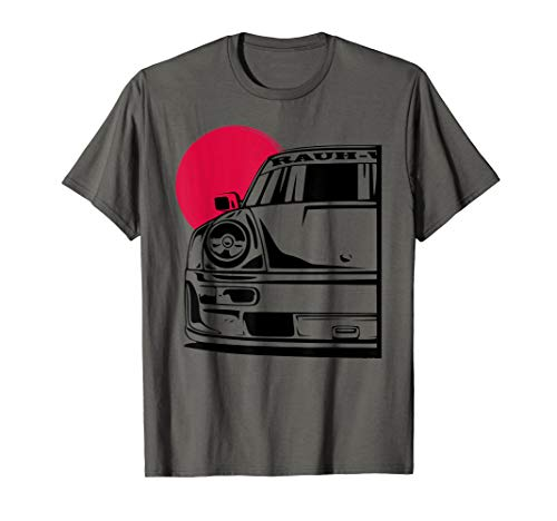 JDM Japanese Automotive Retro Race Men Vintage Tuning Car T-Shirt