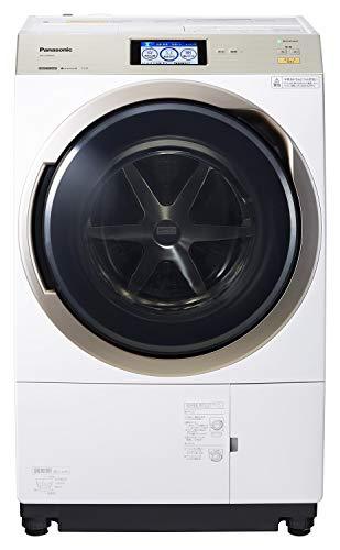 パナソニック ななめドラム洗濯乾燥機 11kg 左開き クリスタルホワイト NA-VX9900L-W