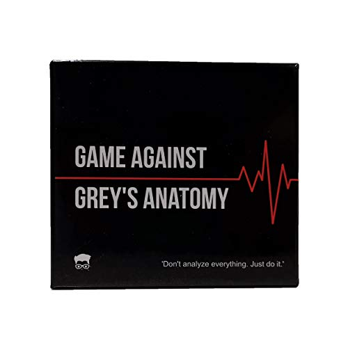 New Game Cards Game Against Grey#039s Anatomy