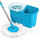 Gala e-Quick Spin Mop with Easy Wheels