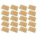 iplusmile Suministros para animales 1 paquete / 50 hojas de reptiles - Caja de reproducción de papel con relleno para cojín