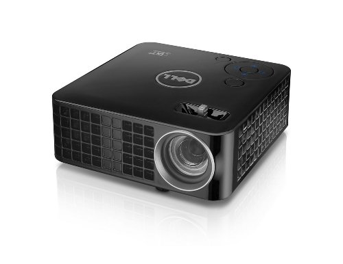 DELL M115HD Video - Proyector (450 lúmenes ANSI, LED, WXGA ...