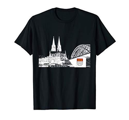 Köln - Kölner Dom T-Shirt