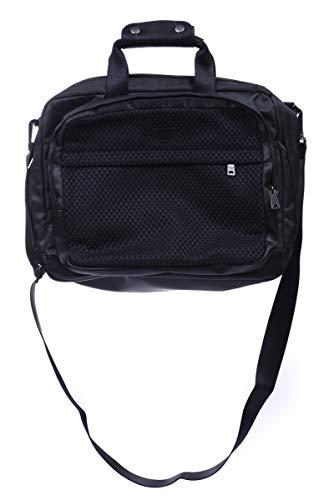 Armani Jeans Aktentasche Tasche Dokumententasche Laptoptasche Nylon Grün