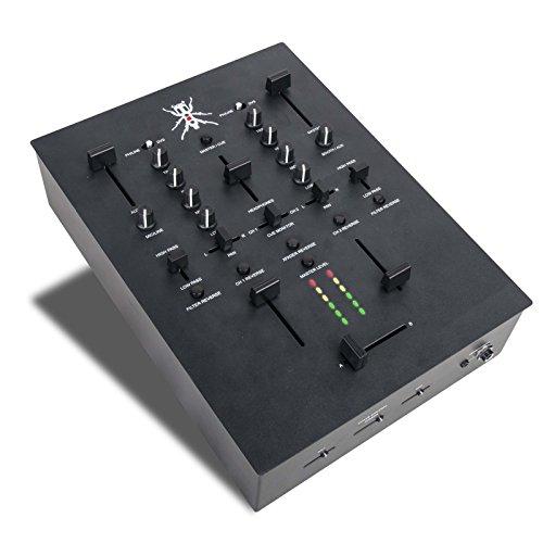 DJ-Tech TRX DJ-Mixer, Controller schwarz