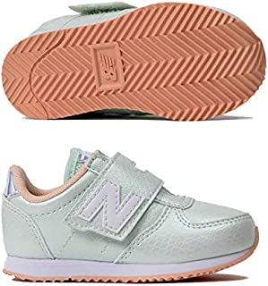 [ニューバランス] newbalance IV220 M2 M2(MERMAID AQUA) ベビー シューズ 靴 iv220-m2 19SS (12.5)
