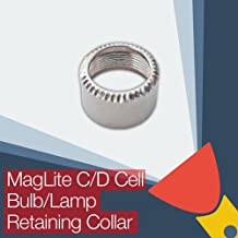 MagLite Torch/Flashlight C/D Cell Bulb/Lamp Retaining Collar