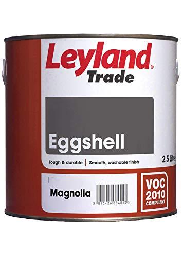 Leyland Trade 264588 Eierschale, Magnolie, 2,5 Liter