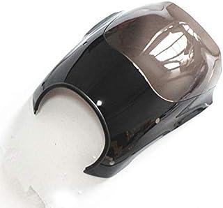 taglia grigio scuro Racing Puig 6482F schermo per Kawasaki ZX-6R 09-14//ZX-6R 2013-2014 636//ZX-10R 2008-2010 M colore