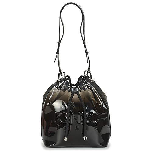 KENZO KOMBO BUCKETBAG Handtassen dames Zwart - One size - Handtassen lang hengsel