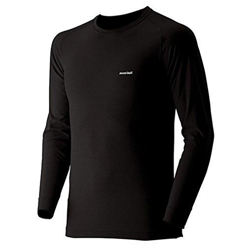 [モンベル] アウトドア インナーシャツ 1107486 メンズ ブラック 日本 M-(日本サイズM相当)