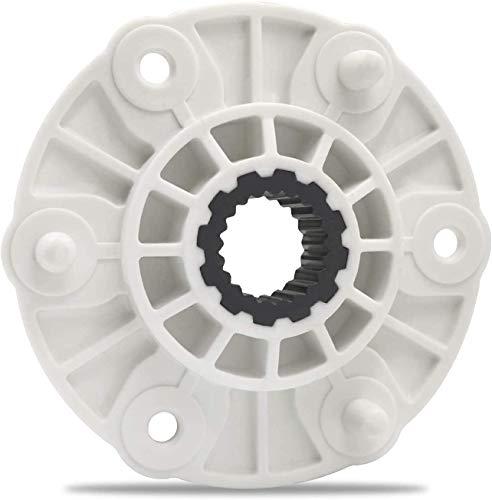 Washer Rotor Hub MBF618448 for LG Washing Machine Rotor Assembly Replace Part PBT-GF30 4413ER1001C 4413EA1002B 4413ER1003B 4413ER1002F