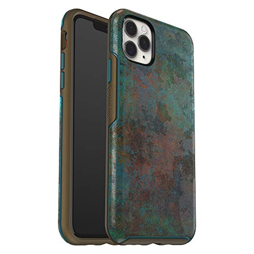 OtterBox SYMMETRY SERIES Case for iPhone 11 Pro Max - FEELING RUSTY (COLONIAL BLUE/BRONZE/FEELING RUSTY IML)