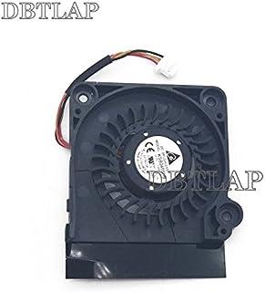 DBTLAP Ventilador de la CPU del Ordenador portátil para ASUS EPC 1001 1001HA 1005HA 1008HA 1005PX 1001PXQ 1005P EEE PC 1005PXD MF40070V1-Q000-S99 R101D R101 Ventilador