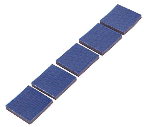 Cooling Junkies Wärmeleitpad Set (5x Stück) Thermal Pad Industriequalität 15x15x2mm 7W/mK Wärmeleitfähigkeit
