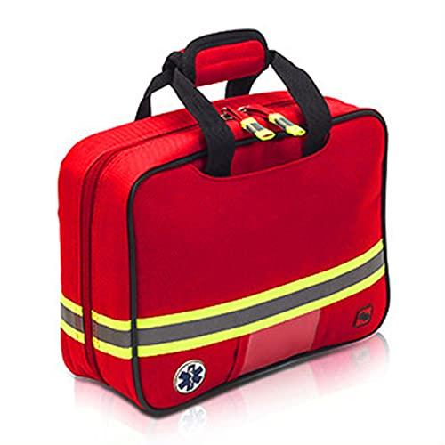 Borsa per kit di pronto soccorso portatile vuota, custodia per situazioni di emergenza e sopravvivenza, ideale per autocarri, campeggio, escursionismo,...