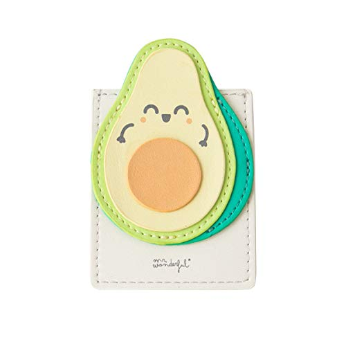 Mr. Wonderful Tarjetero Smartphone Aguacate Mrw