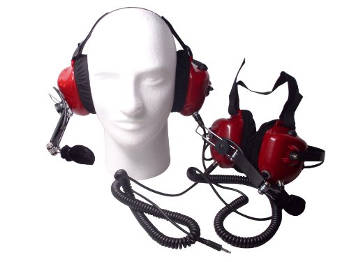 Race Day Electronics Racing Fan Intercom System Two Way Headsets - RDE-G5