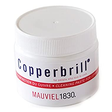 Mauviel Made In France Copperbrill Copper Cleaner, 150 ml