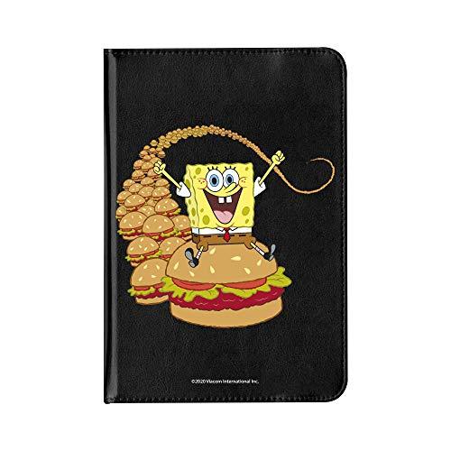 Personalaizer Funda para Tablet Universal 7 (Tablet 7') - Bob Esponja - Producto Oficial (Tablet 7 - Bob Esponja Burgers)