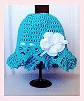 Cappello da Sole bambino cotone 12-24 mesi (50 cm)