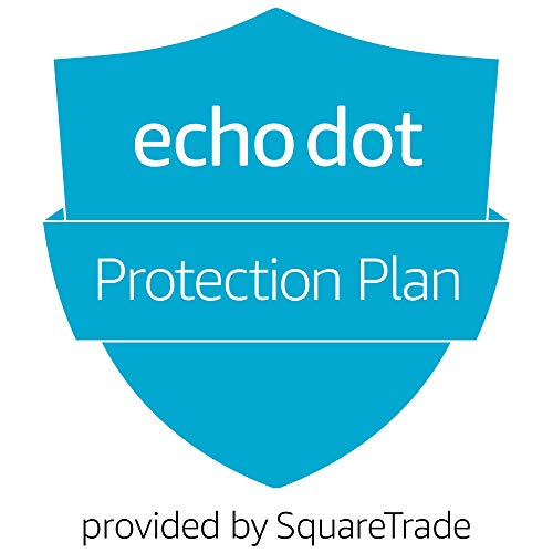 Price comparison product image 2-Year Accident Protection Plan for All New Echo Dot 4th Gen