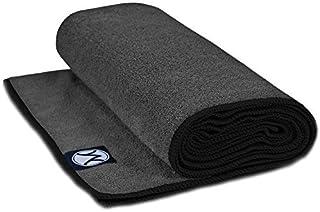 Youphoria Yoga Towel 24 x 72 - Microfiber Non Slip Yoga Mat Towel - Skidless Grip, Ultra Soft and Sweat Absorbent