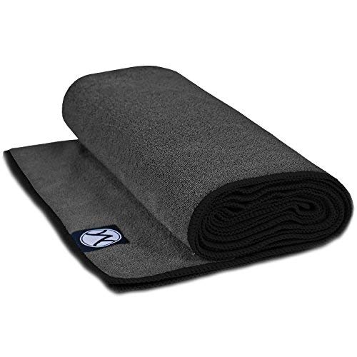 Youphoria Hot Yoga Towel Non Slip & Super Absorbent, Plush Microfiber Yoga...