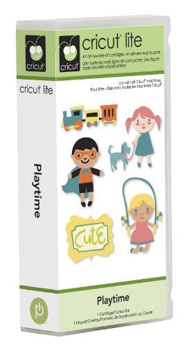 Cricut Lite Playtime Cartridge