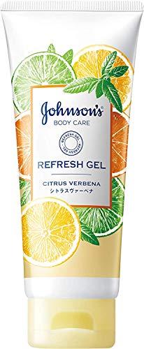 Johnson Body Care Refresh Gel Citrus Verbena 100 mLx2