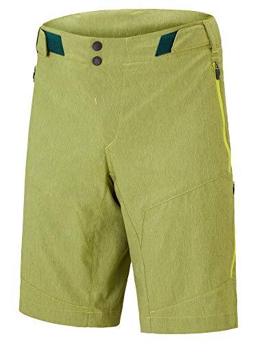 Ziener Herren CENZO X-FUNCTION man (shorts) Fahrrad-Shorts/Rad-Hose mit Innenhose - Mountainbike/Outdoor/Freizeit - atmungsaktiv schnelltrocknend gepolstert