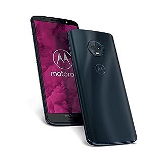 Motorola Moto G6 - Smartphone libre Android 9 ready (pantalla de 5.7'', 4G, cámara de 12 MP, 4 GB de RAM, 64 GB, Dual Sim), color azul índigo - [Exclusivo Amazon] (B079MT5K9N)   Amazon price tracker / tracking, Amazon price history charts, Amazon price watches, Amazon price drop alerts
