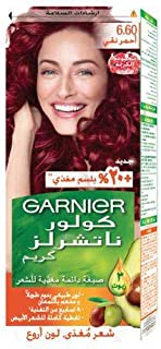 Garnier Color Naturals 6.60 Fiery Pure Red
