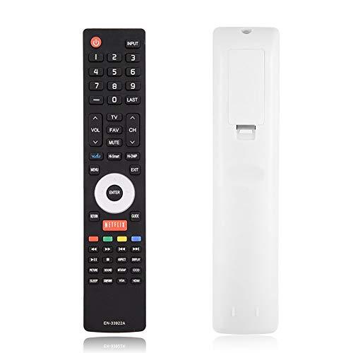 Mando a distancia de repuesto para Hisense EN-33922A Smart TV