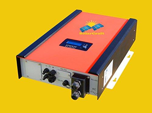 Solarpanel Photovoltaik PV EFFEKTA Serie DT 5000Watt 5Jahre Garantie SMA