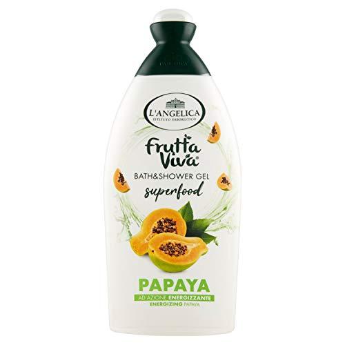 L Angelica Fruttaviva Bagnoschiuma Papaya - 500 Ml