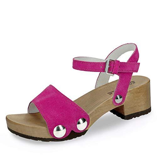 Softclox Damen Sandaletten Penny S3378 pink 628230