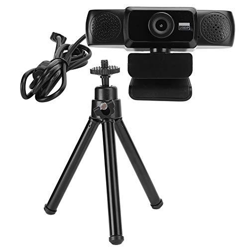 Dpofirs 1080P, S5 Autofocus HD Camera Computer Video Webcam Micrphone para conferencias, cámara de Video HD de Alta Velocidad de fotogramas