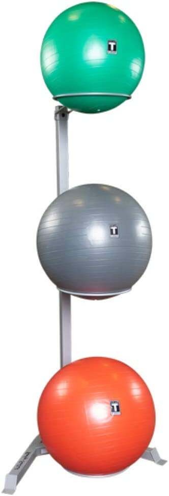 Body-Solid New Cheap mail order specialty store York Mall GSR10 Stability Ball Rack Vertical for Home Storage