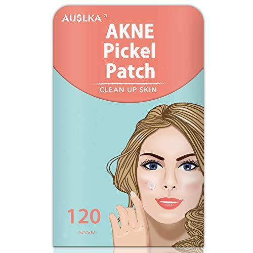 AUSLKA Akne Pickel Patch (120 stück) Acne Pimple Patch, Pimple Pickel pflaster