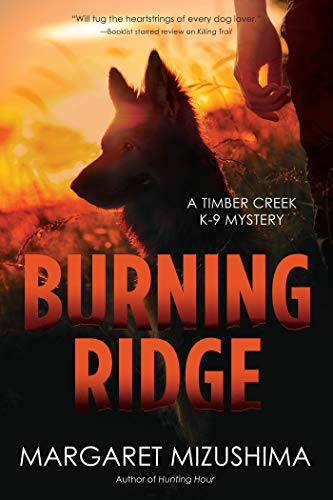 Image of Burning Ridge (A Timber Creek K-9 Mystery)