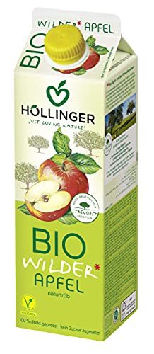 Höllinger BIO Wilder Apfel naturtrüb, 1000 ml