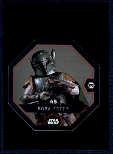 2017 Winn Dixie Star Wars Cosmic Shells #45 Boba Fett
