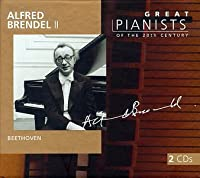 Alfred Brendel II (Great Pianists of the 20th Century Series) by Alfred Brendel (2002-11-21)
