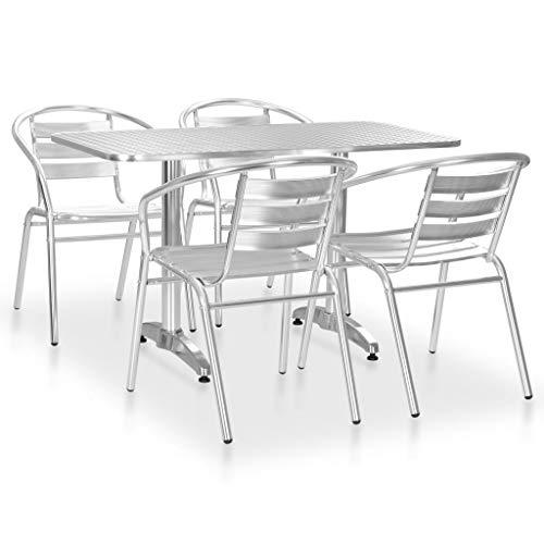Sillas Terraza Aluminio Mejor Precio De 2020 Achando Net