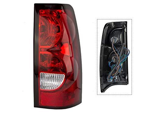 2004-2007 (2005 2006 04 05 06 07) Chevy Silverado Tail Light - Passenger Side - DOT Certified Chevrolet Tail Light- Right Side