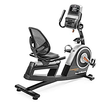 NordicTrack Commercial VR21 Smart Recumbent Exercise Bike with 25 Digital Resistance Levels Compatible with iFIT Personal Training