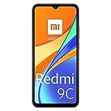 Xiaomi Redmi 9C NFC - 2GB 32GB Smartphone 13MP AI Cámara Dual Trasera 6.53'HD + Dot Drop Display 5000mAh (típico) con AI Face Unlock, Negro [Versión EEA]